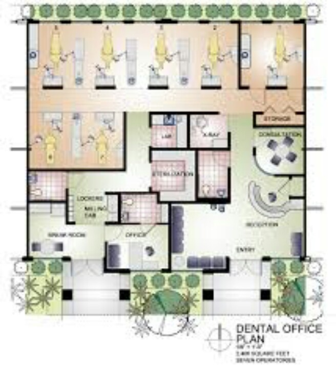 17 best images about dental office design plans on for Office design dwg
