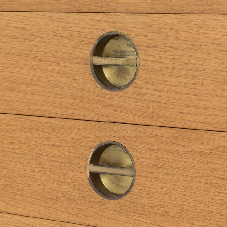 BM 64 - Chest of drawers in oak