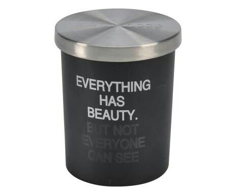 Everything has beauty candle