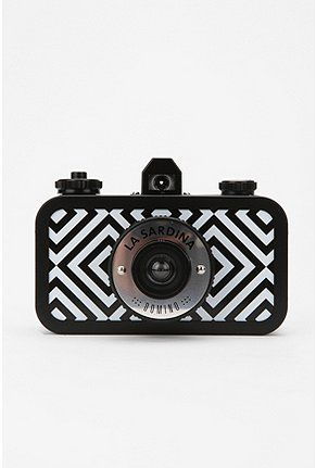 Lomography Camera. Adorable.