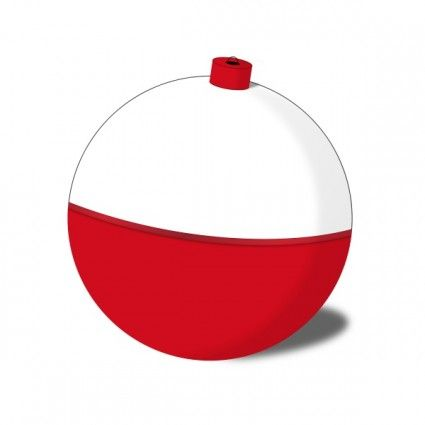 Free Photo Of Red And White Fishing Bobber Free Clipart