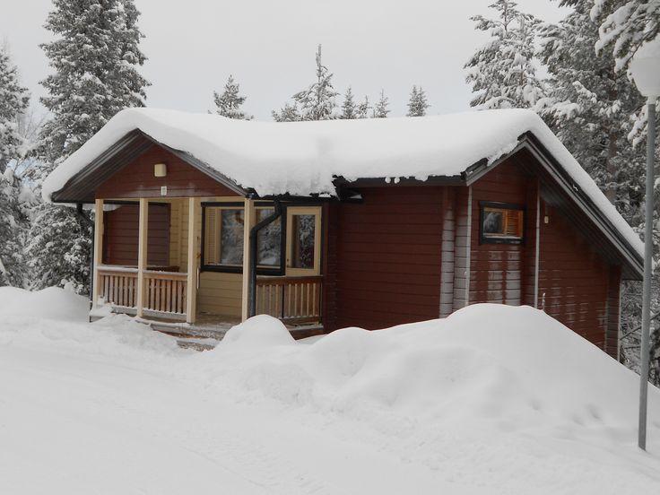 Rinnemökki 11, Cabin number 11