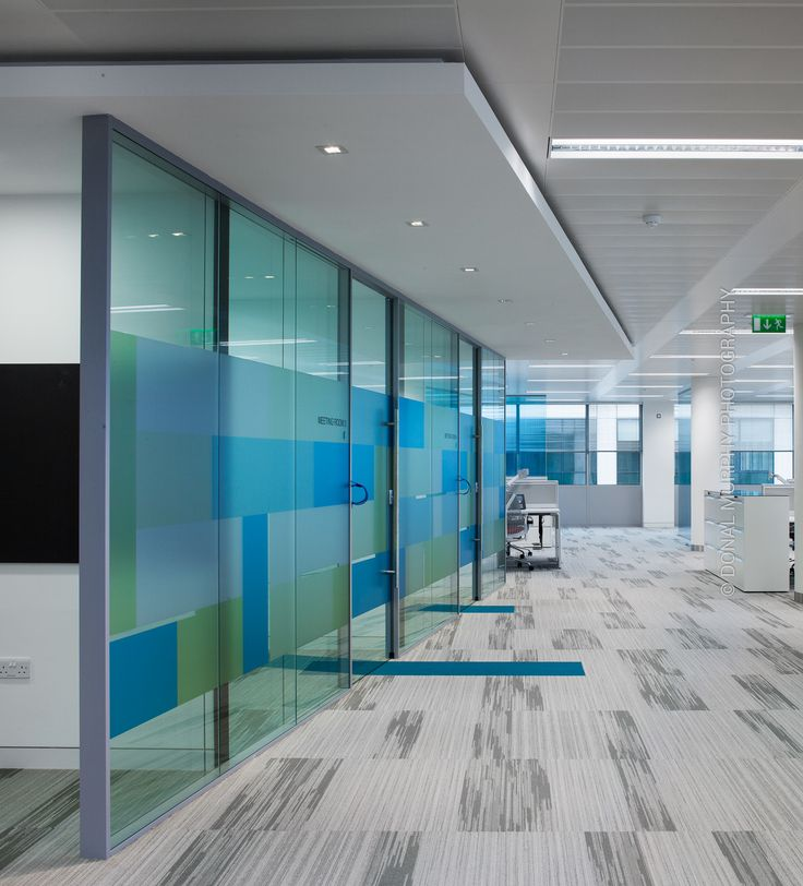 SCOR International Offices, Dublin - Shaw on the edge collection