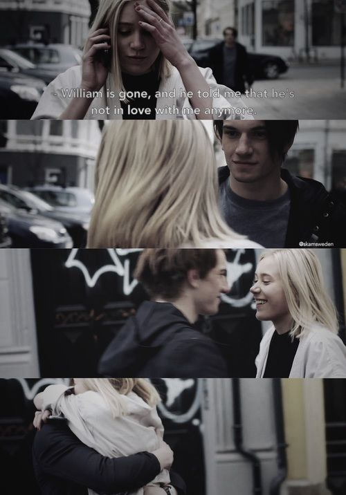 Noora & William. I miss them together