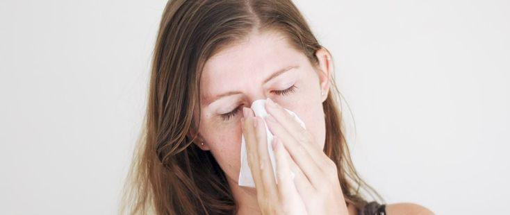 Gebruik deze geweldige truc om een verstopte neus binnen 2 minuten vrij te maken!