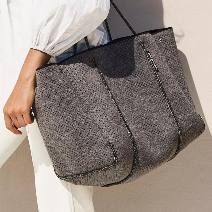 17 Best images about Bag Trends ⁞ Canvas / Fabric Handbags ...