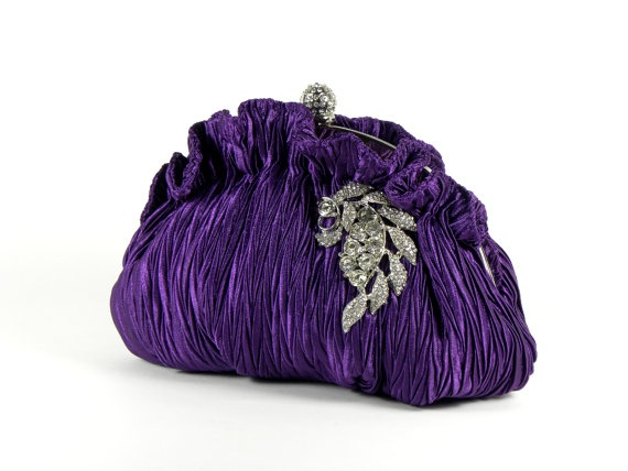 17 Best ideas about Purple Clutches on Pinterest | Purple fashion ...