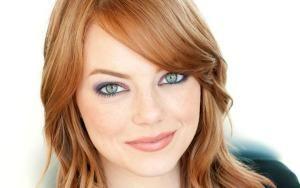 Makeup capelli rossi e occhi verdi