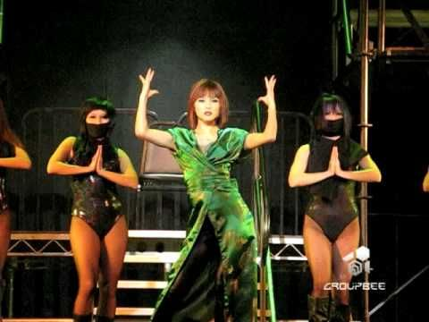 Rino Nakasone Razalan ( from Beat Freaks ) - Siren Assassins -  Queen Jade at Avalon 03/10/10