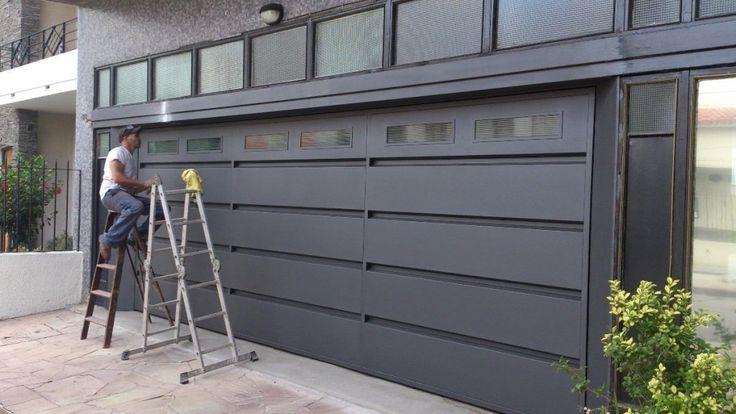 The 25 best puertas garaje ideas on pinterest garaje - Puertas de cochera ...