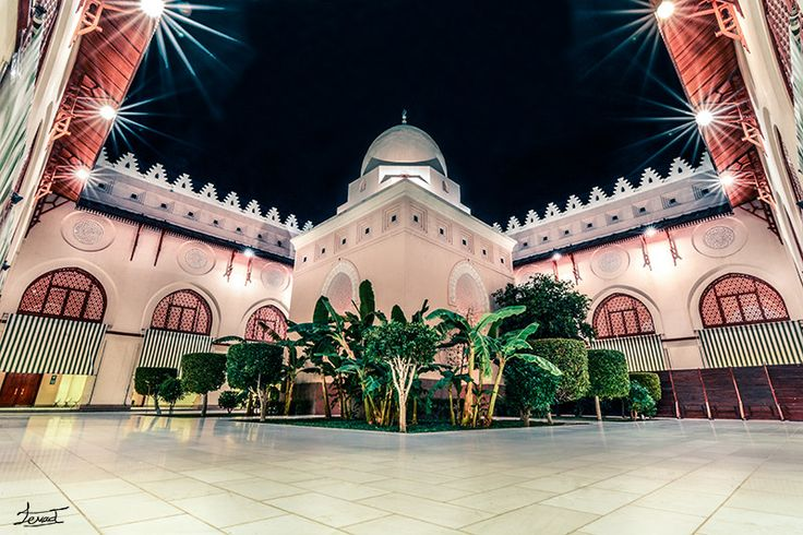 Photo Al-Miqat Mosque by Emad Manhi on 500px