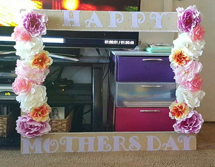 Happy Birthday Frame Photo Booths For Kids
