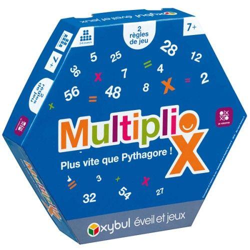 Les 25 meilleures id es de la cat gorie table pythagore - Jouer avec les tables de multiplication ...