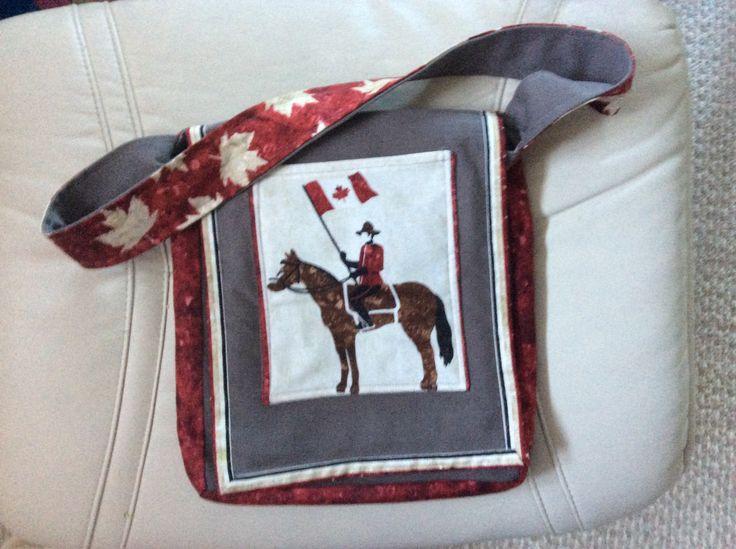 Seth's reversible bag