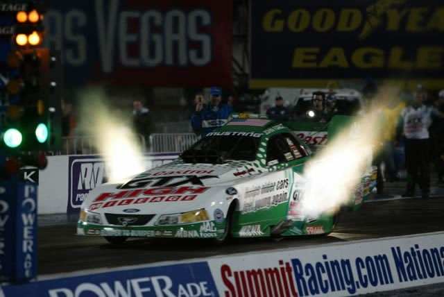 John Force    A TRUE RACER  .....