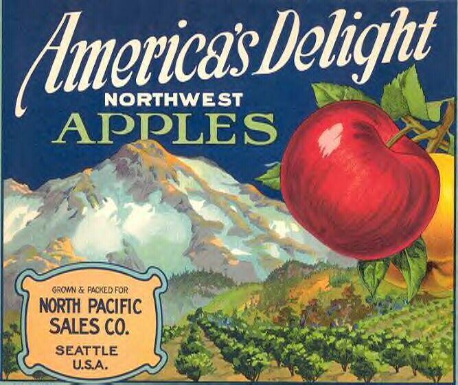 northwest apples