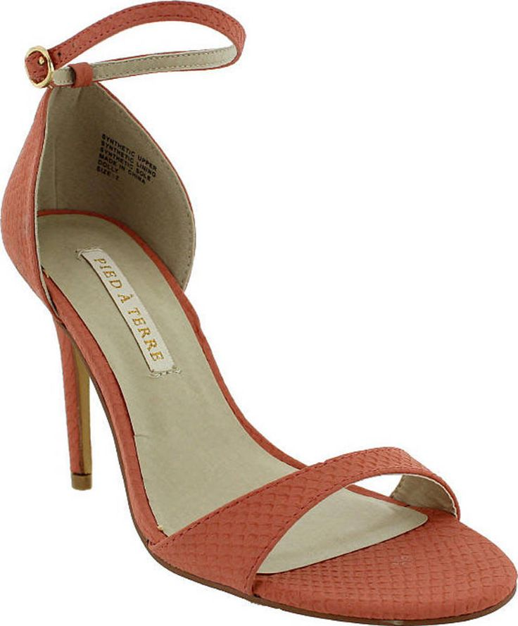 Pied A Terre DOLLY in Coral