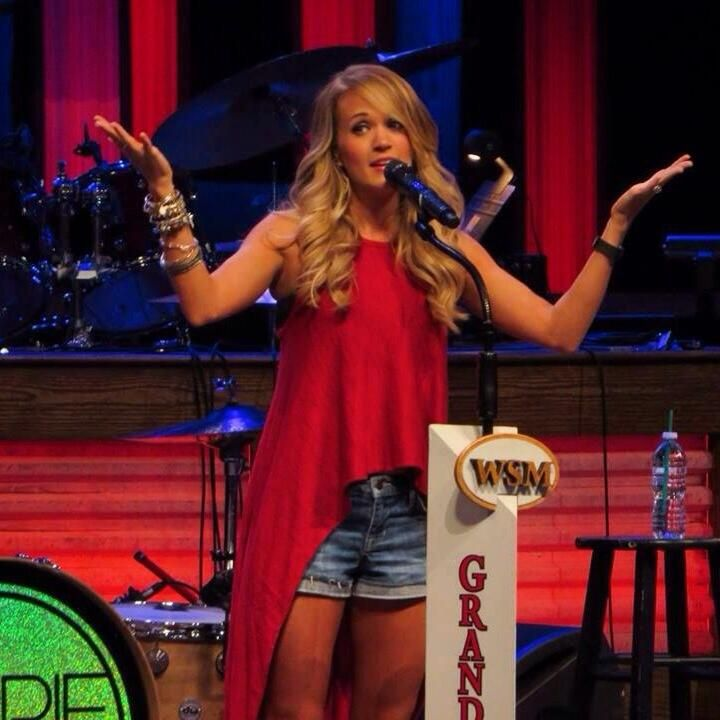Carrie Underwood FCP