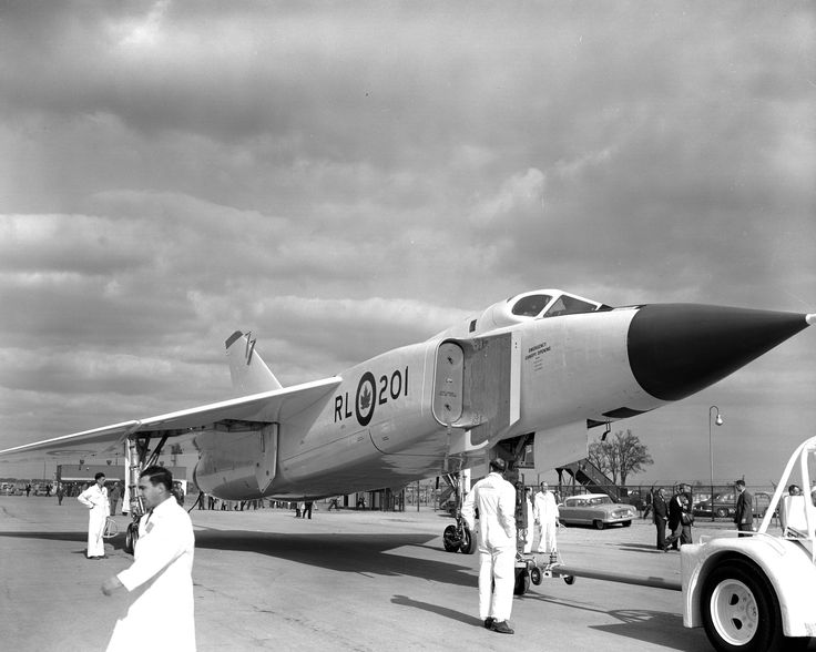 Avro Arrow -- Revolutionized the aircraft industry with utilization of Ti.