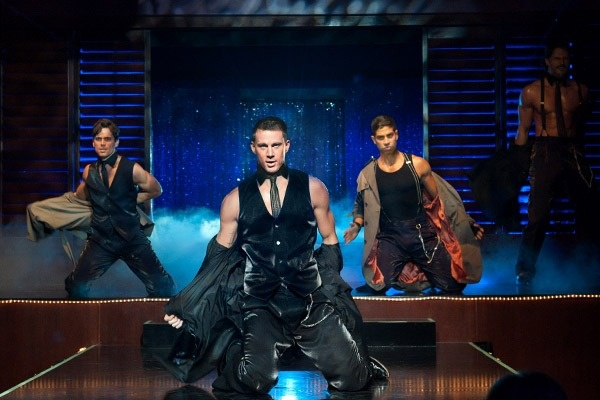 "It's Raining Men, Halleluiah...""Magic Mike"""