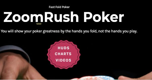The Best Poker Training Videos for all Fast Fold Poker Sites. Optimal Pre-Flop Charts and Heads Up Displays for Pokertracker 4.