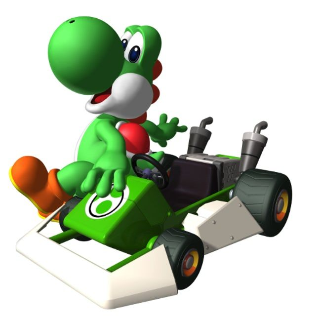 What Your Favorite Mario Kart Character Says About You Mario