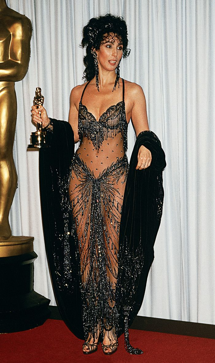 These Are the Craziest Oscars Gowns Ever via @WhoWhatWear