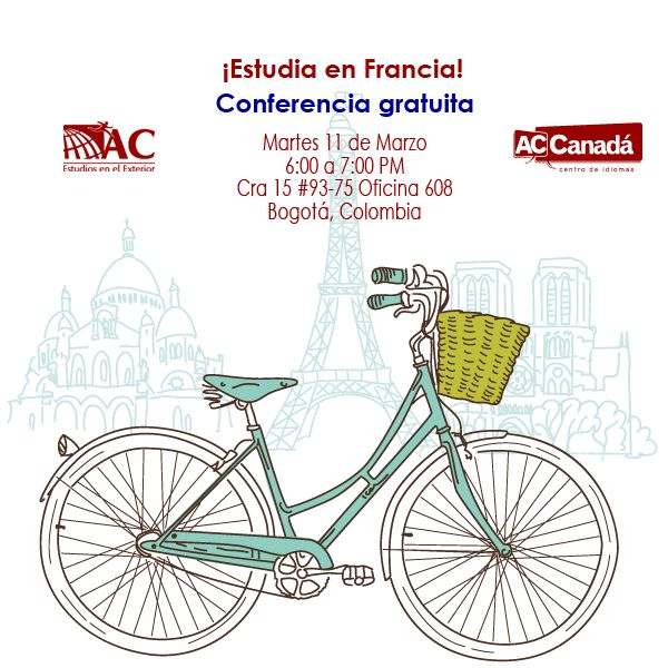 Date una vuelta por Francia y deleitate con sus paisajes.  Estudia con AC estudios en el Exterior, participa en su conferencia gratuita.  Inscríbete: http://190.144.31.94/acsolutions/jobs/publicregistro/RFloRzkzYjBxeUpmSXhmczJndVZvVXViV3d2bmlSMkcwRmdhQzltYXNkYXNkaQ==:7685934234309657453542496749683645/Y2FtcGFpbg==:27/a2V5Zm9ybQ==:RFloRzkzYjBxeUpmSXhmczJndVZvVXViV3d2bmlSMkcwRmdhQzltYXNkYXNkaQ==