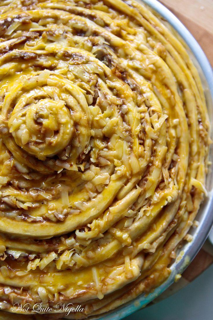 Cheese Vegemite Scroll  - Ultimate Australian recipe from @Lorraine Siew Elliott