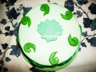 Torta stile indiano - Indian style cake  by Fancy Food and Cakes