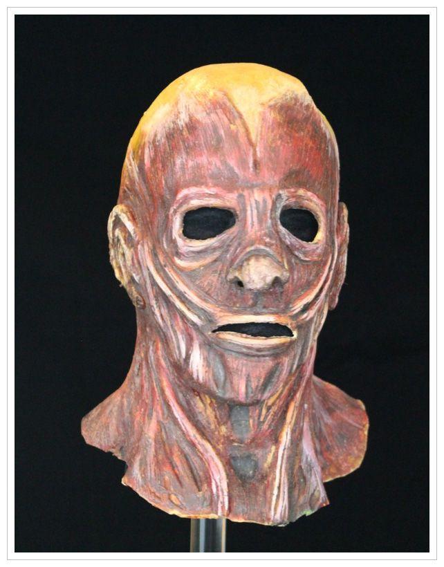 Filth Mirror Productions Mr. Skin Mask - August 2012 Maskathon.com ...