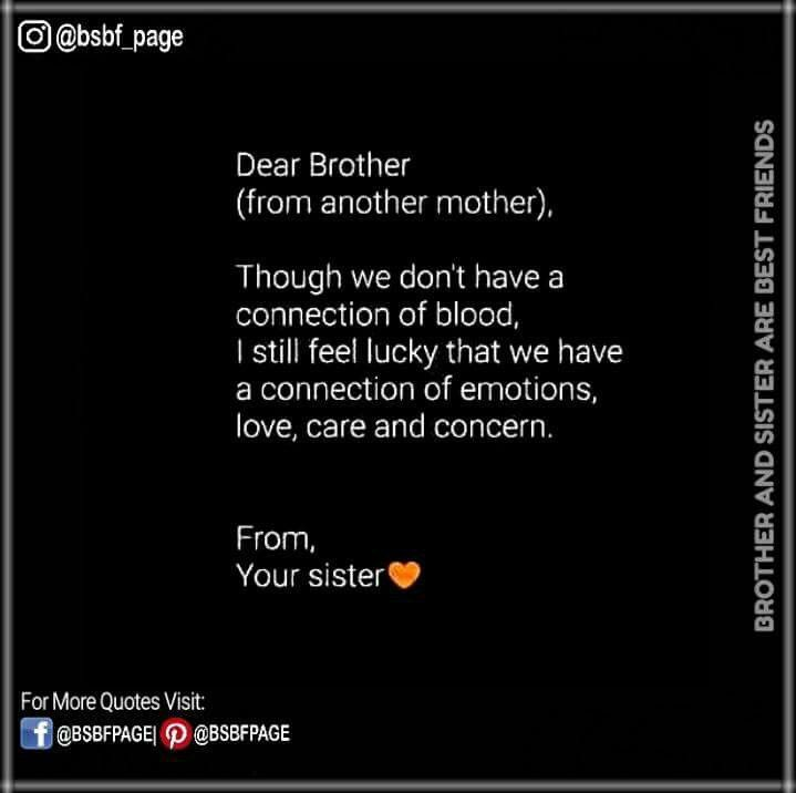 Pin By Mateo Uka On Brother And Sister Are Best Friends Sister Quotes Funny Brother Birthday Quotes Sibling Quotes