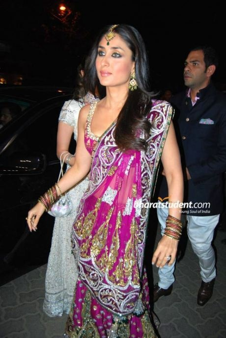 Kareena Kapoor in Manish M