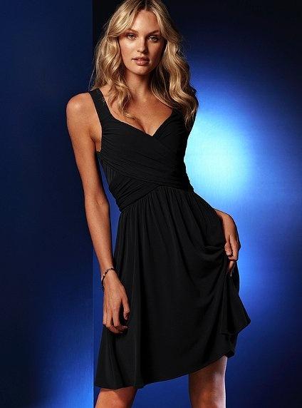 Lace-back V-Neck Dress from Victoria Secret