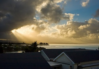 I think this is the first one Clinton took from our deck :) this is how i fell in love with Herne Bay.