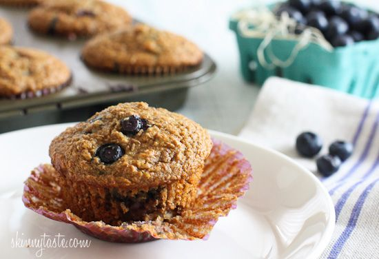 Coconut Blueberry Bran Muffins | Bran muffins, Blueberry bran muffins ...