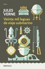 megustaleer - Veinte mil leguas de viaje submarino - Jules Verne
