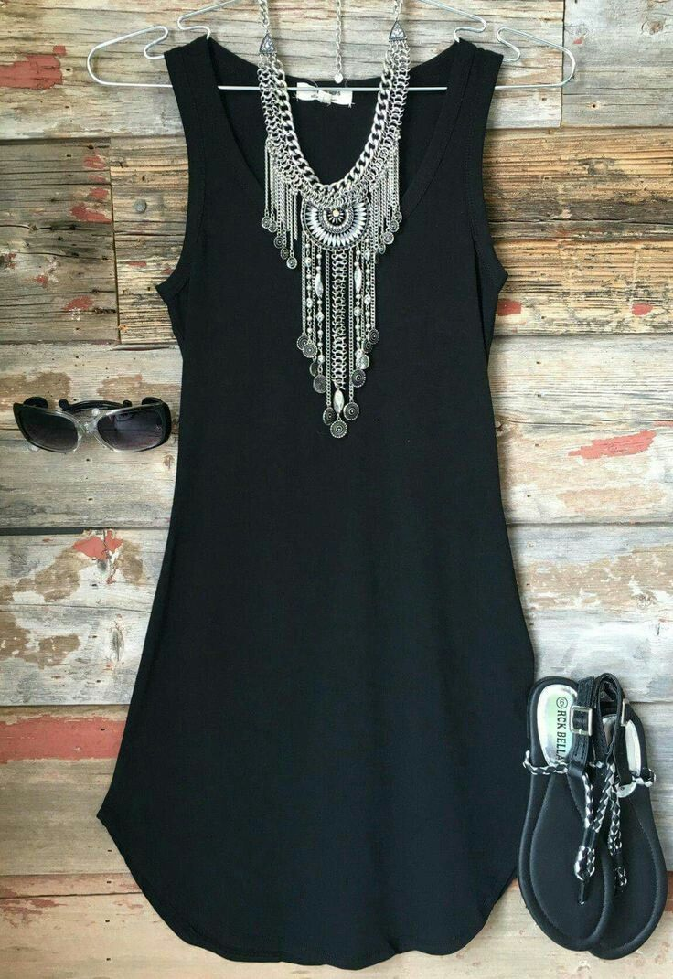 Best 25+ Black tunic dress ideas on Pinterest | Black dress shirt ...