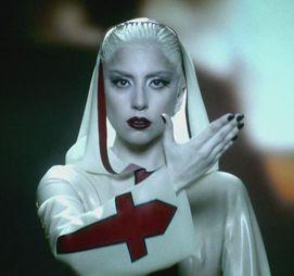 Alejandro Lady Gaga 2010