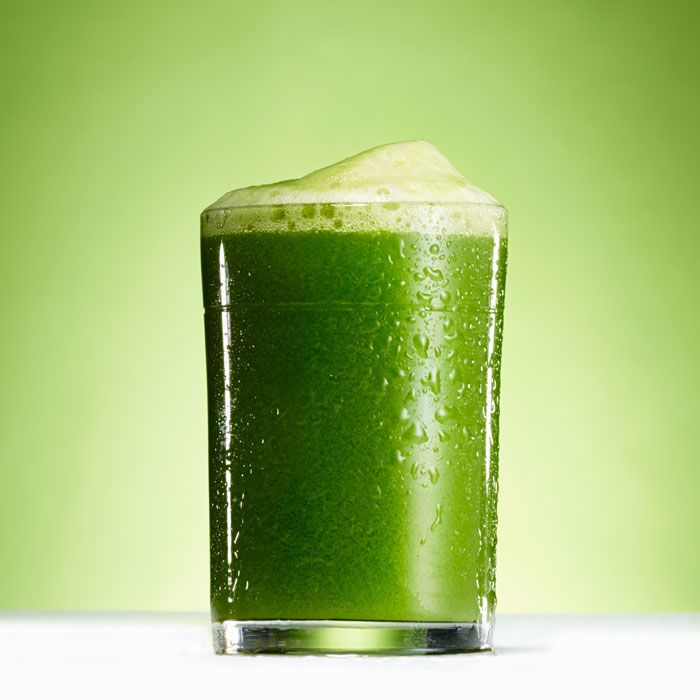 Recipes for Hangover Cures: Matcha Hangover Helper