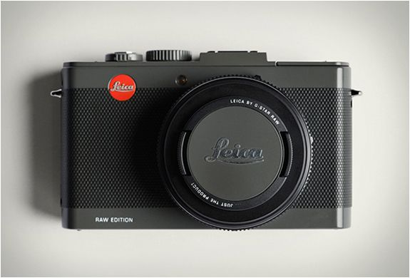 Leica has teamed up with G-star for this limited special edition of the D-Lux 6 digital camera. The technical specifications of the Leica D-...
