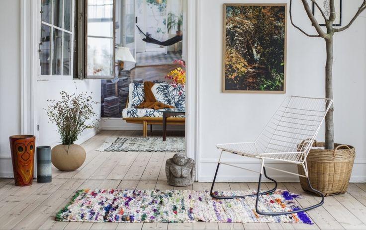 Os invito a que me ayudéis con este dilema. Las alfombras marroquíes, y más concretamente las elaboradas de forma artesanal por los bereberes en las montañas del Atlas, son un elemento decorativo ú…