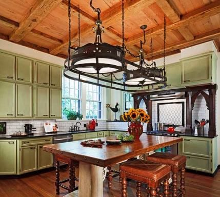 78 best images about decor tudor style on pinterest for Tudor kitchen design