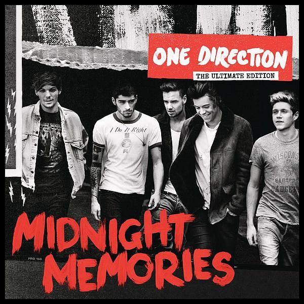 I want this #MidnightMemories #Album #OneDirection