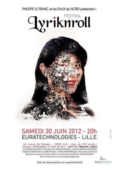 #Festival Lyriknroll à Lille (Euratechnologies)