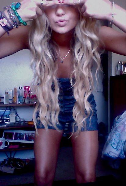 ♥her hair length