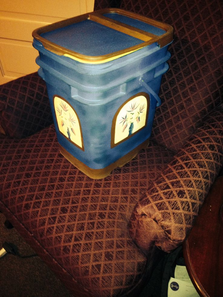 1000 Images About Kitty Litter Bucket Re Purposing On