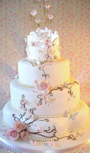 8 Best Images About Wicked Wedding On Pinterest Wedding Emerald - Wicked Wedding Cakes
