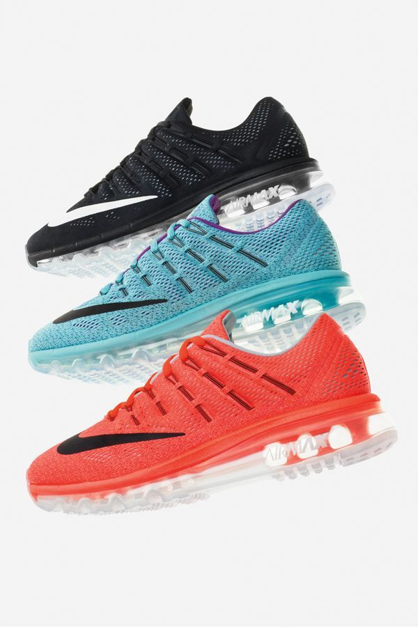 buy popular d3931 b6004 Tread on air and run like the wind. The see-through sole on the new Nike  Air Max 2016 makes comfort cool.