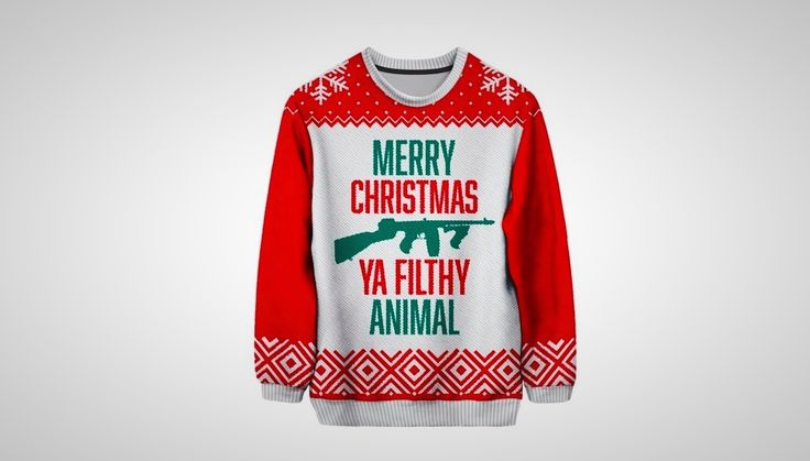 Best Ugly Christmas Sweaters From Movies And TV | For guys ...